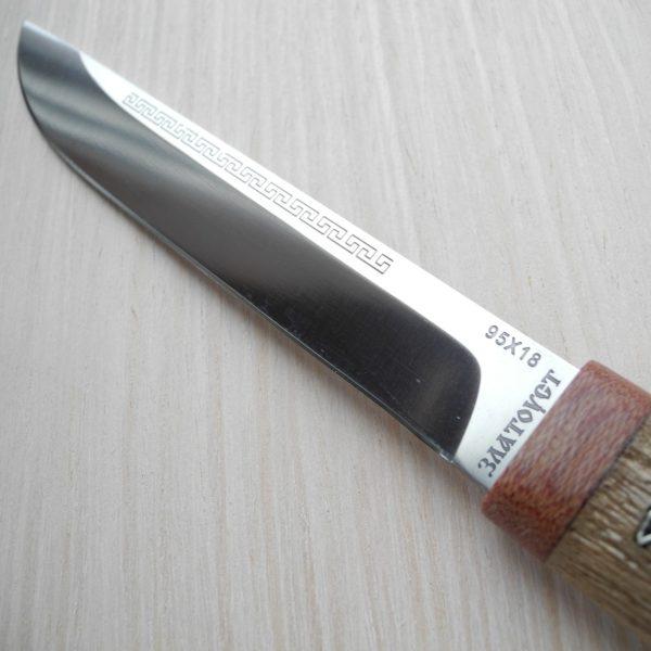 Лезвие бурятского ножа