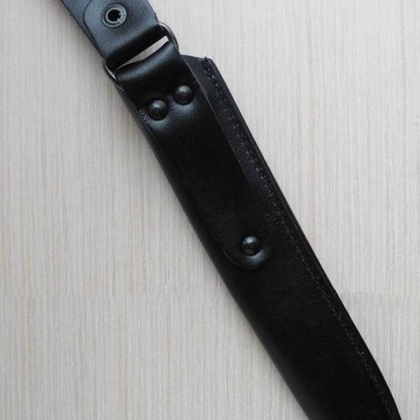 черные ножны